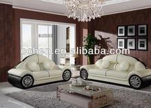 2014 New design living room furniture / modern PU sofa /leather sofa set SF019