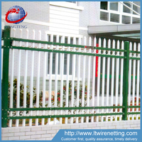 China Anping vinyl fence / safety fence / cheap wrought iron fence for sale