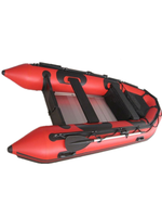 north pak inflatable boat