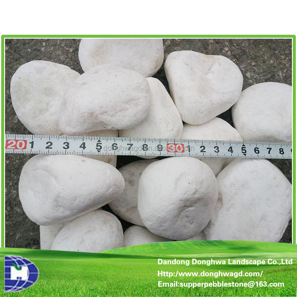 White big stones landscaping white stones landscaping for White pebbles for landscaping