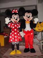 mickey mascot costume , mouse mascot , mickey and minnie mascot costume from China