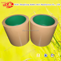 10inch rubber roller broken rice