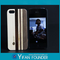 Wood Sublimation Cell Phone Cases, for iphone 5 hard case