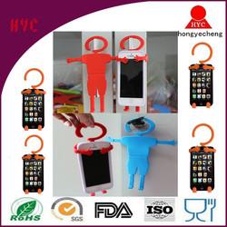 2015 Top Sale Factory Wholesale Promotional Adjustable Hand Phone Holder Multi Colors