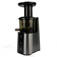 Electric Slow Juicer with 150W BPA free and DC motor with 45R/m