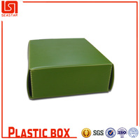 Hot sale corrugated small plastic box in China