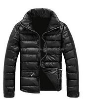 2015 Men's Straight Down jacket Winter Comfy Down Jacket Man Coat