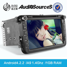 "2 DIN UNIVERSAL 7"" HD 1080P Android 4.2 CAR PC WITH WIFI 3G GPS DVD PLAYER"
