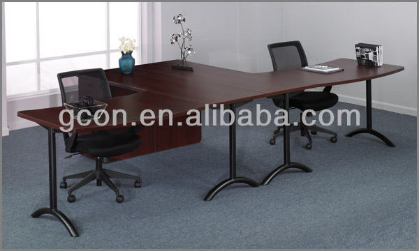 Hot Sales Fashion Modern Simple Design T Shaped Person Workstation - T shaped conference table
