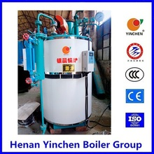 LSS vertical tubular Generate steam within 3-5 minutes cast iron boiler, steam boiler manufacturers