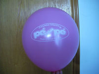 hot sale cheap low price! printed photo balloons for sublimation