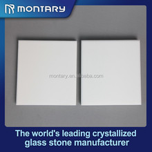 white Nano crystal clear industries glass tiles crystal stone