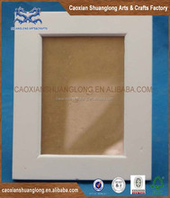 environmental material Customizing bulk sexy wooden photo picture frames
