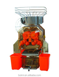 New design industrial juicer orange juice with best price