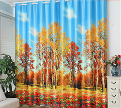 3d curtain for printer