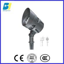 2015 new led garden light CE Meanwell driver outdoor garden pillar lamp