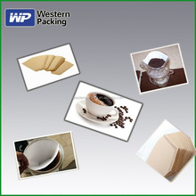 Promotional Beautiful Competitive Price Coffee Bag Filter Paper, coffee filter rolling paper