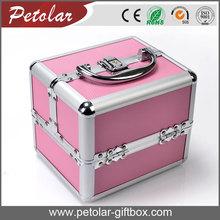 hot sale popular aluminum gift packing box