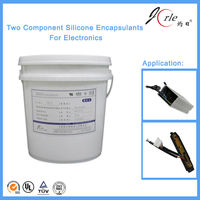 led heat resistant silicone adhesive