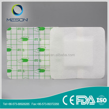 Free sample hospital use non woven medical dressing factory manufacturer