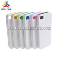 2in1 blank sublimation mobile phone case