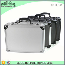 Custom hard plastic carrying cases abs attache case