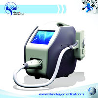 the best q switched nd yag laser tattoo removal machine approved CE