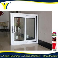 Double glazing aluminum sliding WIndows /Factory Aluminum Sliding Window and Door/AS2047