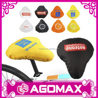 Custom waterproof bicycle seat cover / bike saddle cover / bike seat cover