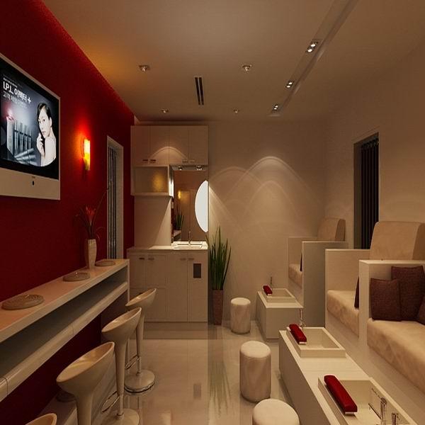 quipement du spa salon de pi ces avec le robinet de bain footsie fauteuil de p dicure spa. Black Bedroom Furniture Sets. Home Design Ideas