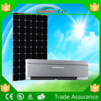 2015 latest chinese product air-coolers, 24v 12000btu cooling&heating solar powered Air conditioner