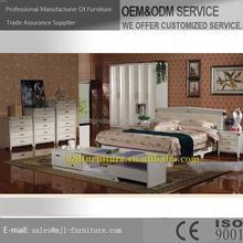 Boa qualidade profissional sofá cama moldura de madeira