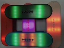 Super bass portable bluetooth speaker support usb modern electronics equipment