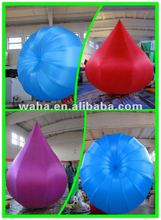 New Romantic Christmas Decoration 2012 wiht led inflatable ball