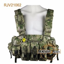 Multicam Camouflage Improved AK Series Ammo Military Tactical Vest