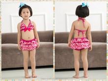 2015 sexy girl bikini swimwear models, swimming bikini baby, children sexy hot bikini