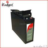 used telecom batteries front terminal battery 12V100AH