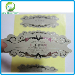 Removable Glossy Sticker Paper for food