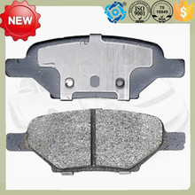 Good Quality Car Brake Pads D1033 Used For Chevrolet