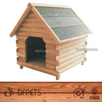 DFPets DFD006 China Wholesale Dog House With Balcony
