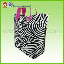 Fashion Custom Printing Canvas Women Tote Bag