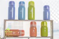 wholesale beautiful pure color stainless steel vacuum travel mug