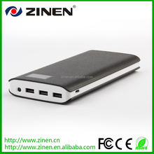 New arrival 3 usb outports big capacity power bank 20000mah quality power bank brand