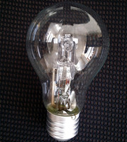 Long Life Halogen GLS Energy Saving Light Bulb E27 Bayonet Cap