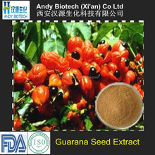 Top Sale High Quality Bottom Price Guarana Seed Extract