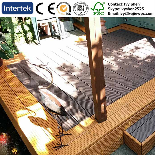 Composite decking price cheap deck china boat deck for Cheap decking material