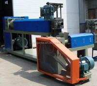 plastic waste scrap recycling machine