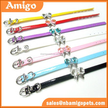 good price crystal rhinestone pet collar manufacturer