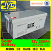 Large capacity solar panel battery 12v 200ah