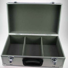 Durable equipment aluminum case Multi aluminum box for tools